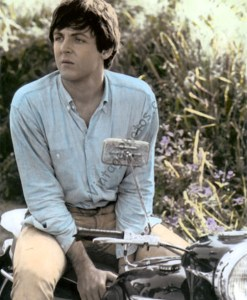 Paul McCartney, The Beatles Motorcycle