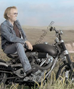 Peter Fonda Motorcycle