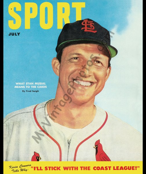 Stan Musial July 1952