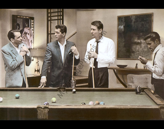 The Rat Pack Oceans 11, 1960
