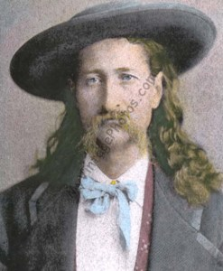 "James Butler ""Wild Bill"" Hickock"