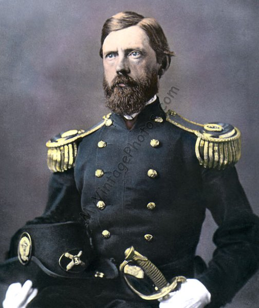 Major General, John F Reynolds