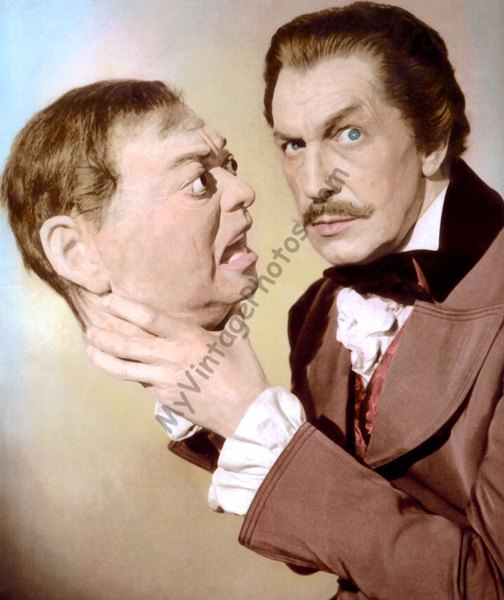 Vincent Price, Tales of Terror 1962