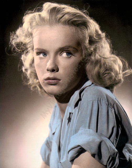 Anne Francis, So Young So Bad 1950
