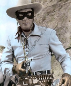 Clayton Moore, The Lone Ranger 1951