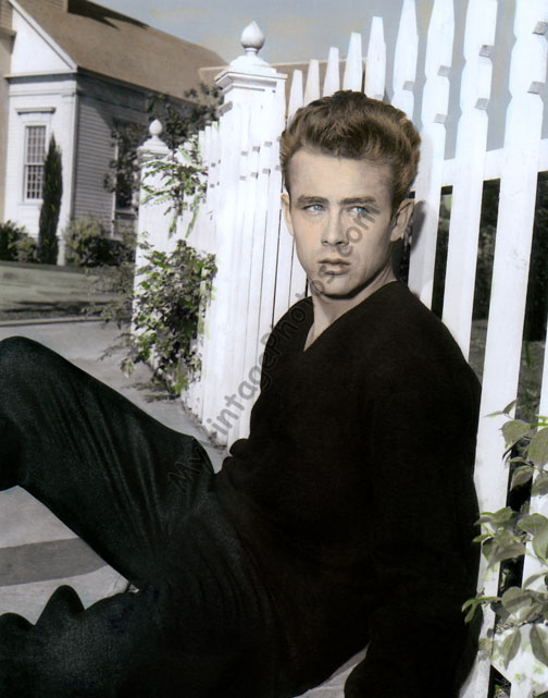 James Dean, Rebel Without a Cause 1955