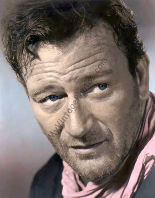 John Wayne, The Searchers 1956