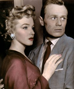 Marilyn Monroe & Richard Widmark, Don't Bother to Knock 1952