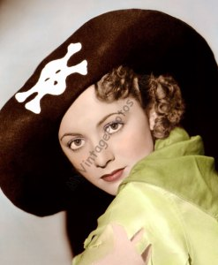 Olivia de Havilland, Captain Blood 1935