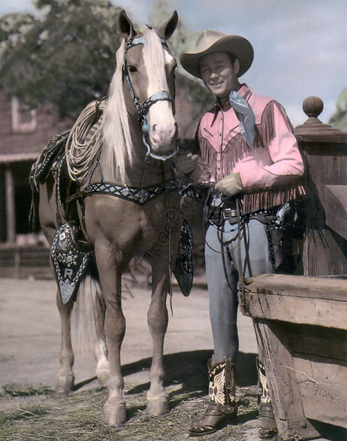 Roy Rogers & Trigger