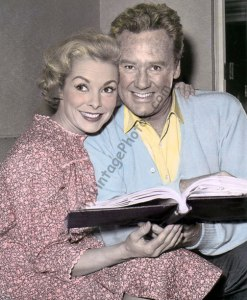 Janet Leigh & Van Johnson