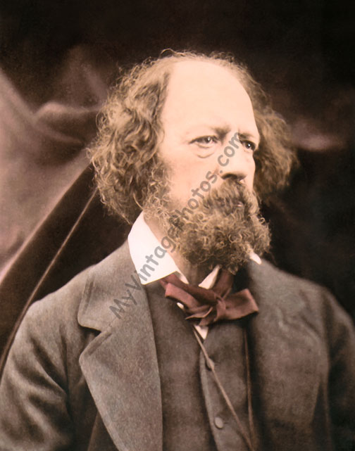 Was alfred tennyson a homosexual