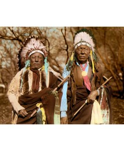 Cheyenne Chiefs, Native Americans 1924
