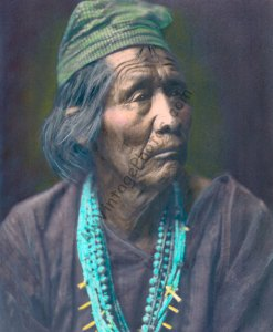 Navajo Medicine Man, Native American Indian