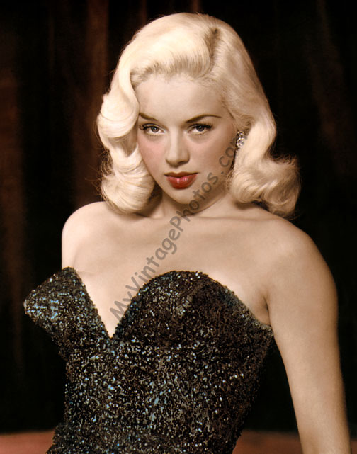 Diana Dors, As Long as They're Happy 1955