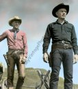 Steve McQueen & Yul Brynner, The Magnificent Seven 1960