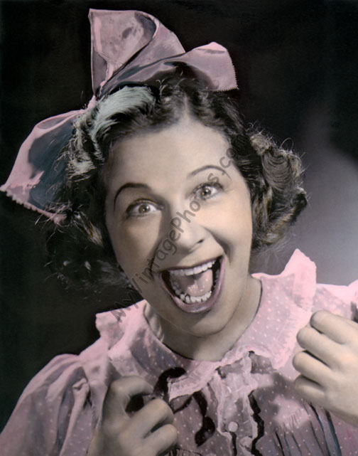 Fanny Brice, The Popsicle Parade of Stars 1950s