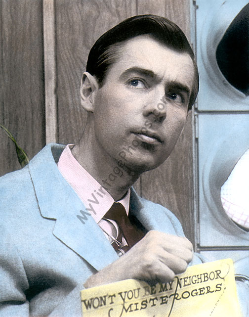 Fred Rogers, Mr. Rogers' Neighborhood