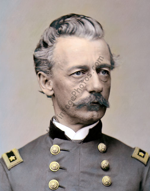 Major General Henry W Slocum, 1861