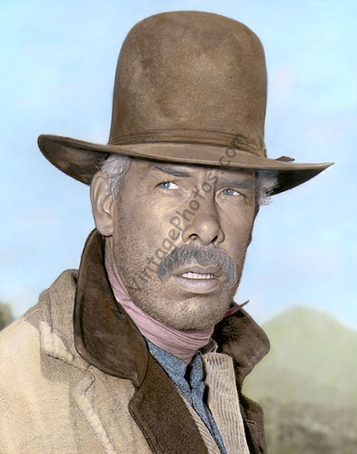 "Lee Marvin, ""It Tolls For Thee"" The Virginian 1962"