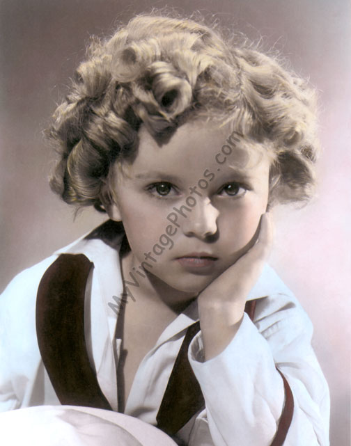 Shirley Temple, Captain January 1936