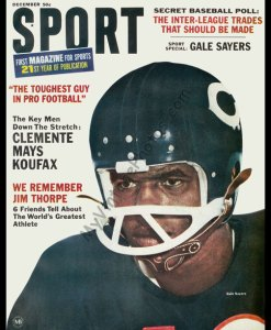 Gale Sayers, December 1966