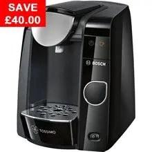 Bosch Tassimo Pod Coffee Machines