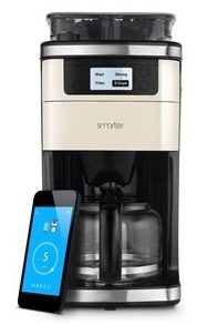 smarter coffee bean to cup mid range coffee machines