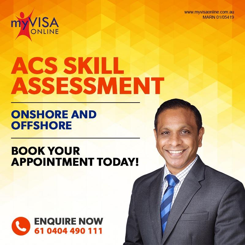 New ACS Skills Assessment Criteria