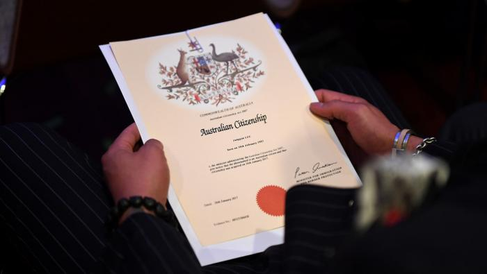 CITIZENSHIP CEREMONIES TO RECOMMENCE.
