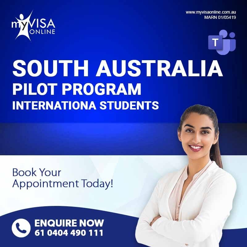 South Australia Pilot Program For International Students