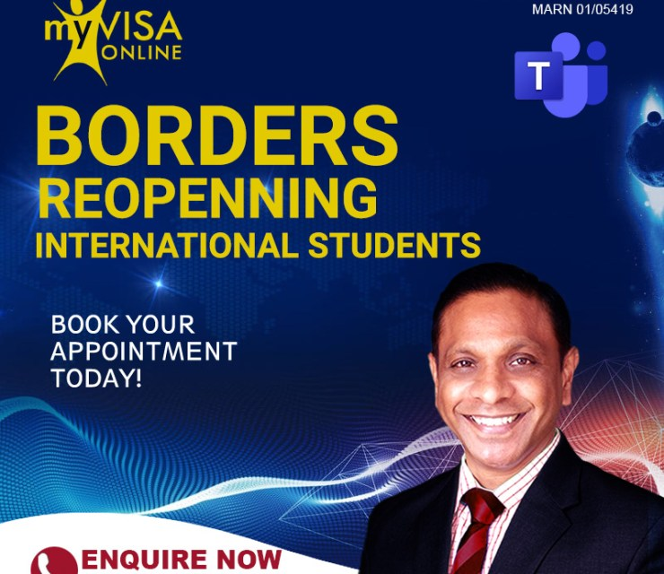 Reopening International Borders to International Students