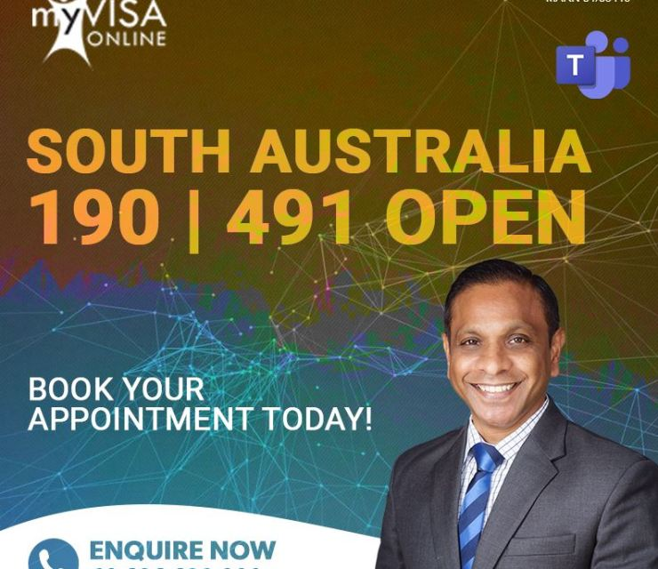 South Australia 190 | 491 Open