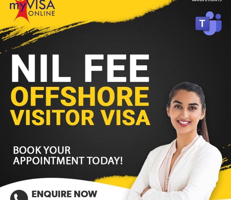 600 Visitor Visa Offshore Nilfee