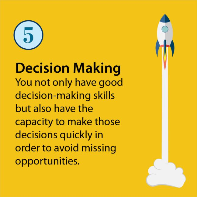entrepreneur-characteristic-decision-making