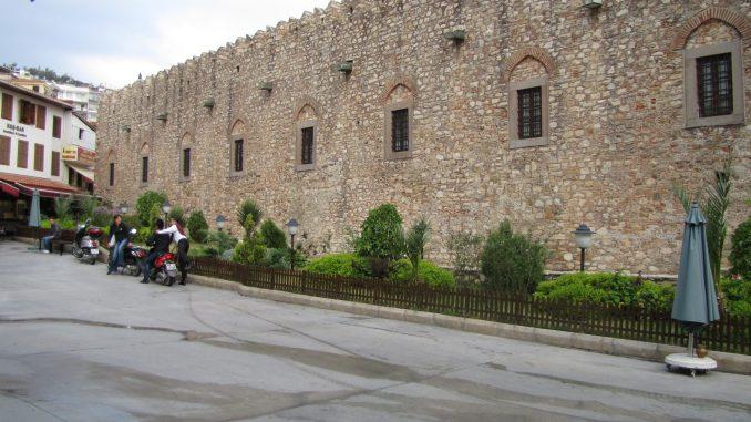 In Kusidasi Turkey