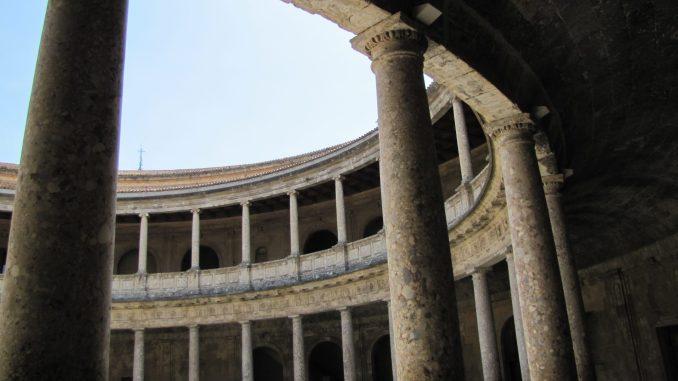 Roman Architecture near the Alhambra