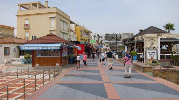 The Boardwalk at Malaga