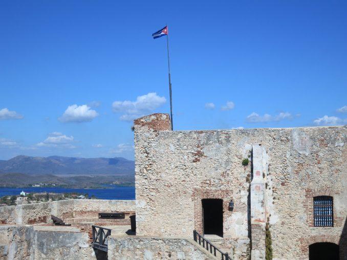 Morro Fortress Santiago de Cuba