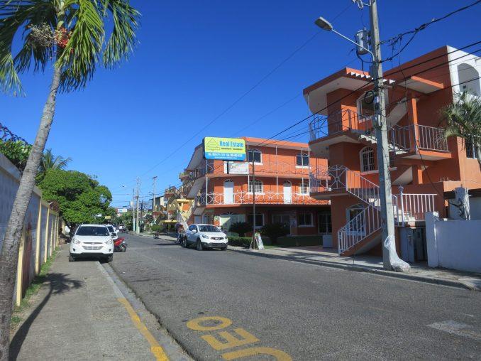 In Sosua Dominican Republic