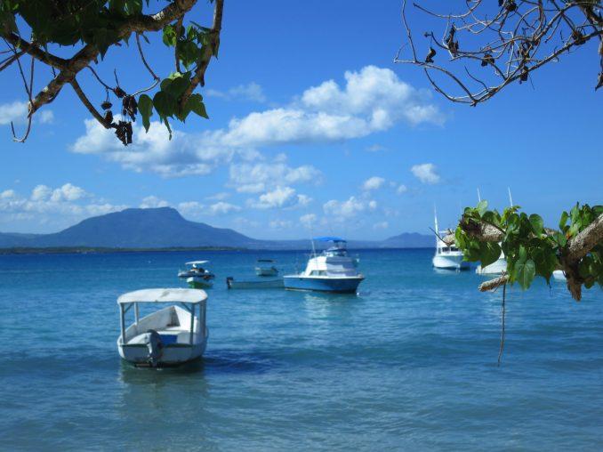 View at Sosua beach