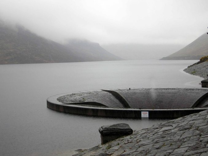 The Silent Valley water reservoir
