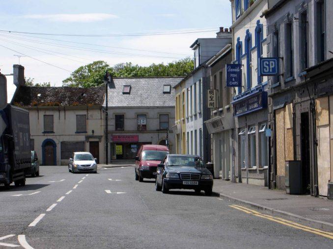 Street in Donaghadee