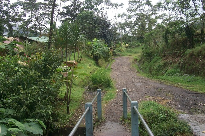 Outdoors in Costa Rica
