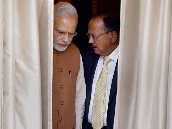 Modi-Doval Huddle