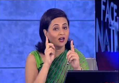 "Open letter to Sagarika Ghose on her Blog ""Big Boss syndrome '"