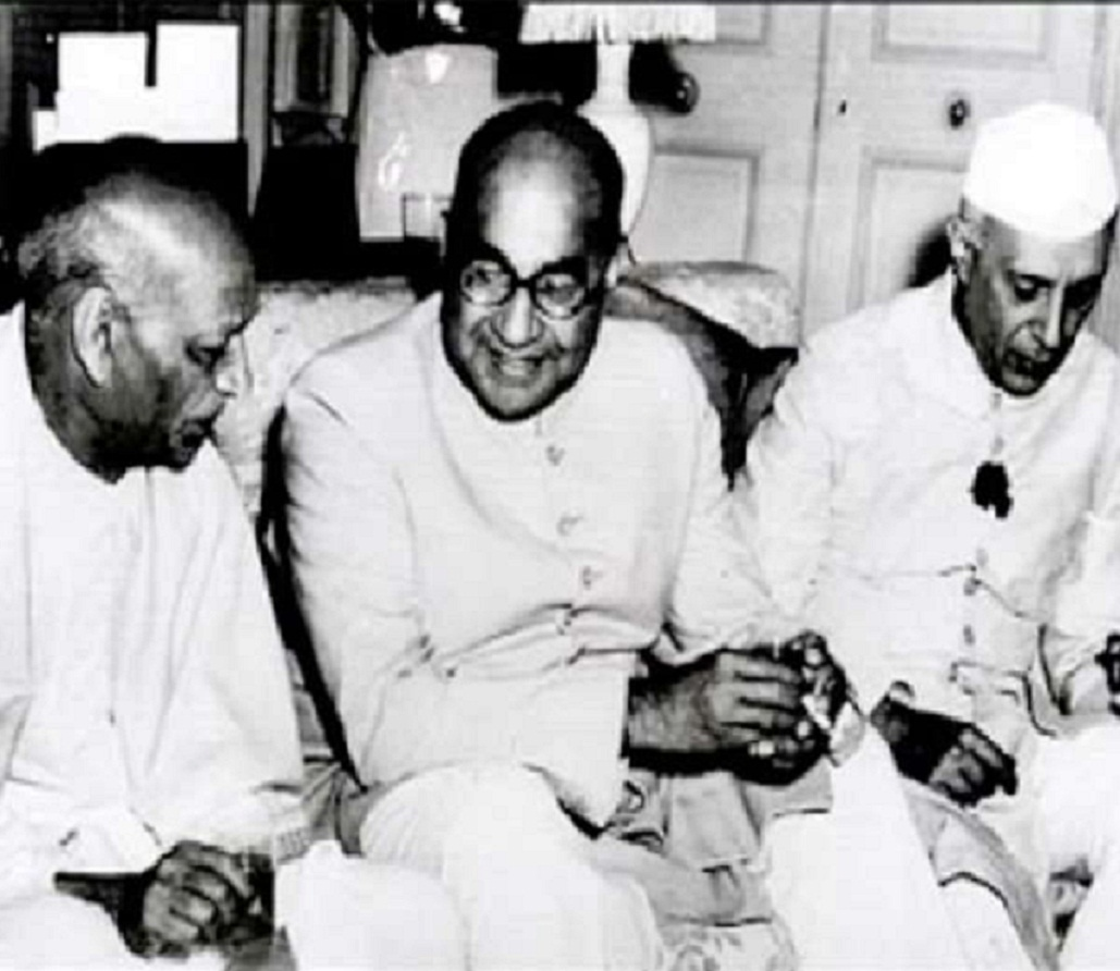 """Nehru Conspiracy"" & Dr. Mookerjee's death"