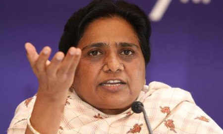 BSP opportunism let-down Late Brahm Dutt Dwivedi, the man who saved Mayawati