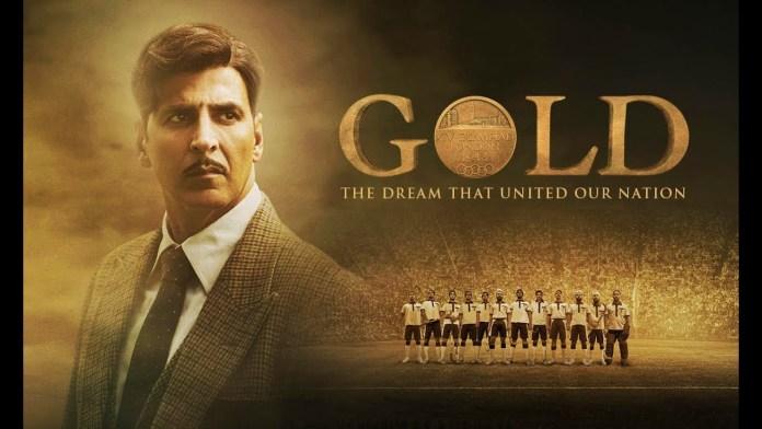 Gold film