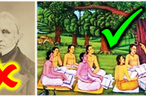 British Macaulayism vs. Indian Gurukul